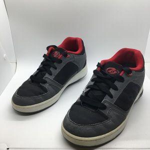 Heelys roller sneakers size 4